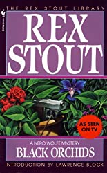 Black Orchids (A Nero Wolfe Mystery Book 9)