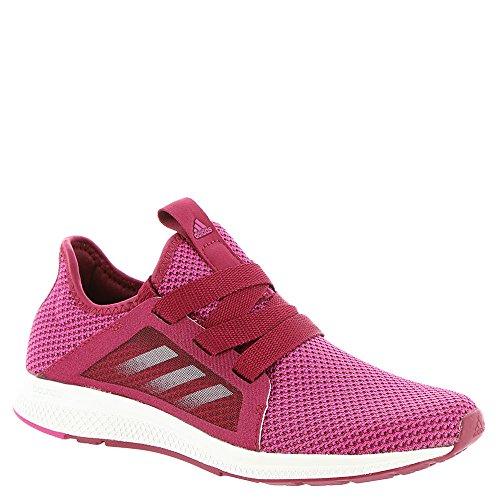 adidas+Edge+Lux+Shoe+Womens+Running+7.5+Mystery+Ruby-Magenta-White