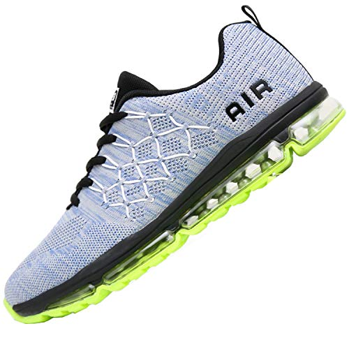 Reabo Mens Air Running Tennis Shoes Sport Gym Jogging Athletic Sneakers US7.5-11.5 B M