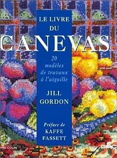Amazon Fr La Broderie Sur Canevas Jill Gordon Livres