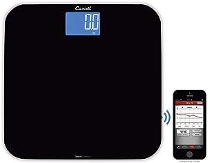 Escali Bath SC200BS Smart Connect Digital Body Scale