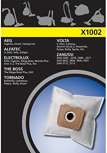 Electrolux X1002 X-Range 4 bolsas sintéticas aspiradora de progreso PC 23, PC37: Amazon.es: Hogar