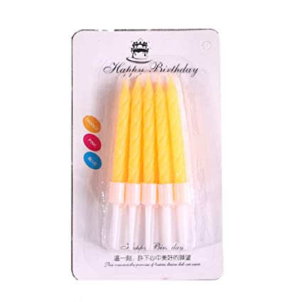 Mini Small Cake Number Candles One 0 1st 1 2 2nd 3 3rd 4 4th 5 Five 5th Six 6 8 9 15 18 21 30 40 50 50th 60 70 80 Old Happy Birthday Candle Topper Bulk
