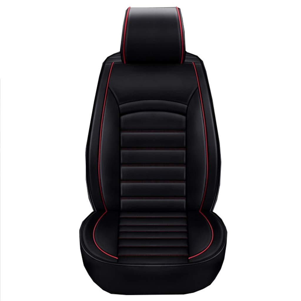 Car Seat Cushion is Suitable for Modern Xinshengda Famous Map to Lead The Movement of Rena Passat Jetta Four Seasons Universal Black