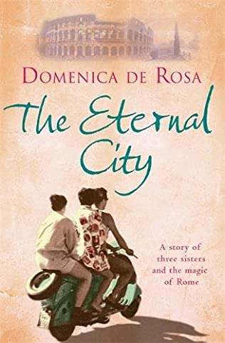 book cover of The Eternal City