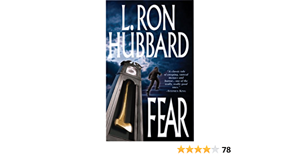 Fear: A Surreal and Supernatural American Horror Story by L. Ron Hubbard (English Edition)