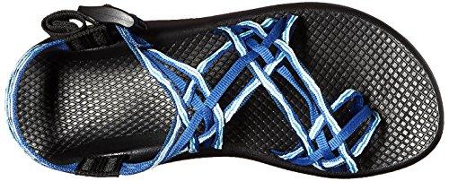 Chaco Damen ZX3 Classic Sport Sandale Sanddüne Blau