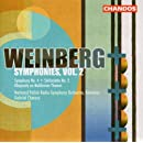 Weinberg: Symphony 4 Op. 61 / Rhapsody on Moldavian Themes