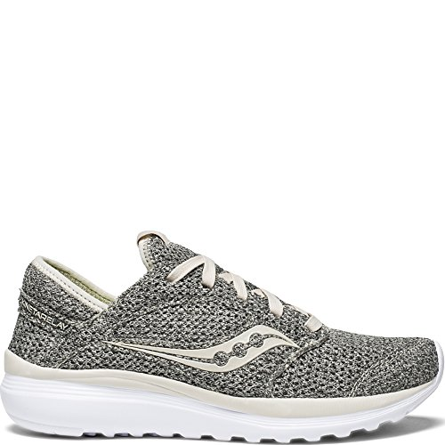 Saucony Women's Kineta Relay Running Shoe Grey | Beige