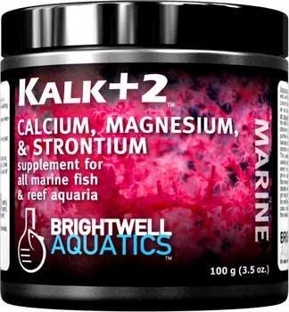 - Brightwell Aquatics Kalk+2 - Advanced Kalkwasser Supplement 100g / 3.5oz