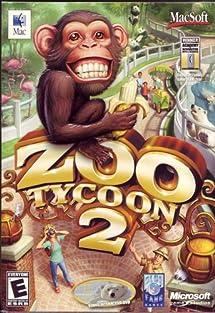 Amazon com: Zoo Tycoon 2 - Mac: PC: Video Games