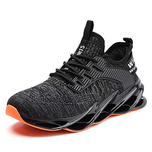 SKDOIUL Men Sport Athletic Running Walking Shoes Fashion Runner Jogging Sneakers