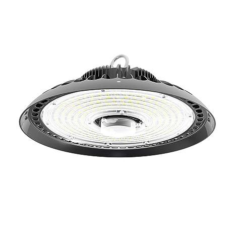 gelanlaite 200W UFO LED High Bay Light, 34000 Lumens, 6000k