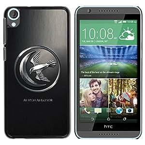 PC/Aluminum Funda Carcasa protectora para HTC Desire 820 As High As Honor Mockingbird / JUSTGO PHONE PROTECTOR
