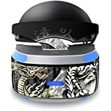 MightySkins Protective Vinyl Skin Decal for Sony Playstation VR wrap Cover Sticker Skins Yin and Yang