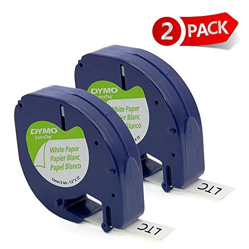 MARKLIFE Label Tape Cassettes Labeling Tape Refills Self-