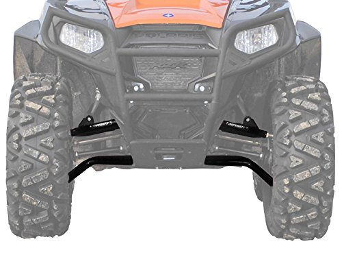 SuperATV High Clearance Front A-Arms for Polaris RZR 800 (2008-2014) - 1.5