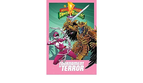Tournament of Terror (Mighty Morphin Power Rangers): Amazon ...
