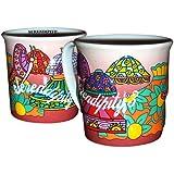 Serendipity 3 Lampshade Mug