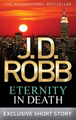 book cover of Eternity in Death