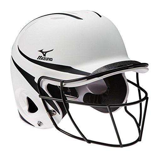 Mizuno Mvp Batting Helmet - 5