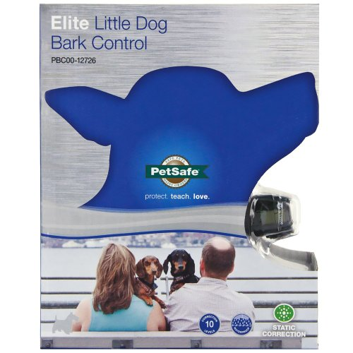 PetSafe Deluxe Little Dog Bark Control - Deluxe Little Dog Trainer