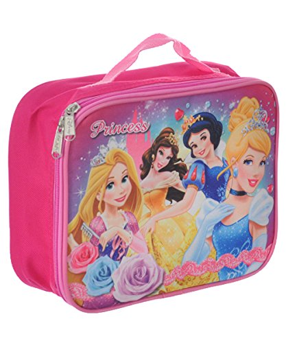 "Disney Princess ""Twirl & Shimmer"" Insulated Lunchbox -"