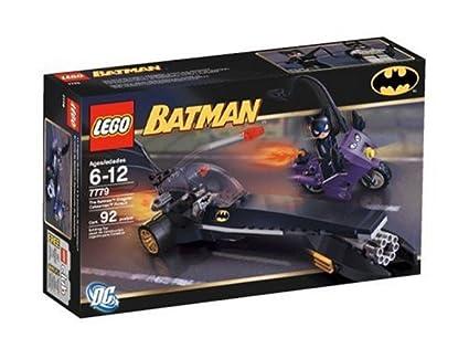 Amazon.com: LEGO Batman - The Batman Dragster: Catwoman Pursuit ...