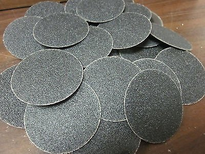 "25pc 2"" 80 GRIT ROLOC COOKIE DISCS SILICON CARBIDE SANDING DISC ROLL LOCK TYPE R from Neiko"