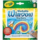 Crayola Washable Window Markers, 8 Count
