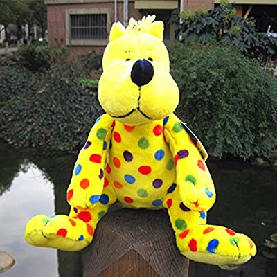 Kohl's Cares Put Me In the Zoo Golden Jaguar Leopard Cute Soft Stuffed Animal Plush Toy Doll Gift For Kids Baby Birthday Gift: Baby