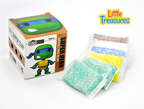 ninja turtle play kits - 9
