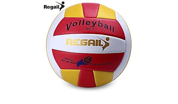 Ndier Regail - Balón de Balonmano Oficial (Talla 5), Color Rosa ...