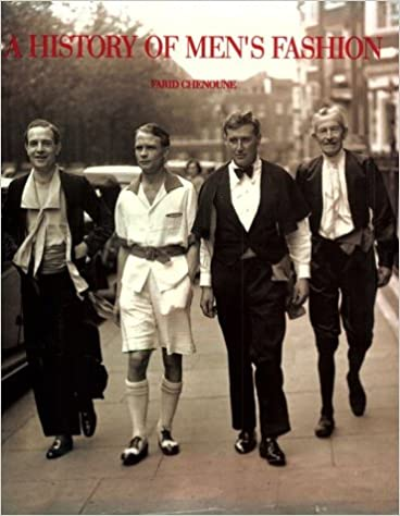 1930s Fashion Books, 30s Fashion History History of Mens Fashion  AT vintagedancer.com