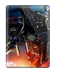 Ipad Air WDogwMP2498BAfOO Optimus Prime Tpu Silicone Gel Case Cover. Fits Ipad Air