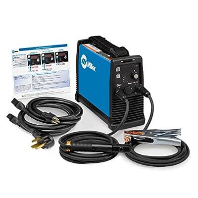 Miller 907710 Maxstar 161 STL TIG/Stick Welder, Standard Package
