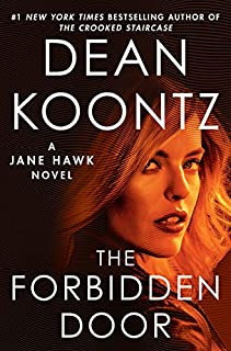 Book Cover: The Forbidden Door: A Jane Hawk Novel