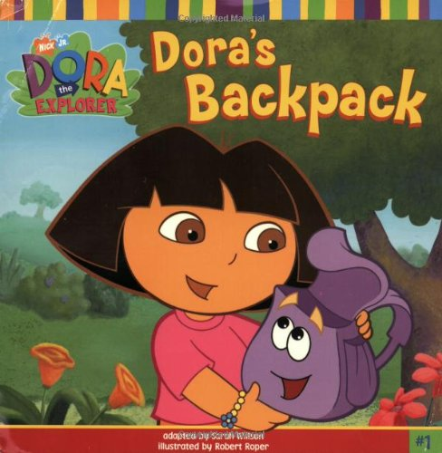Dora's Backpack (DORA THE - Bedtime Dora