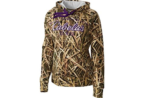 Cabela's Women's Opening Day Camo Hunting Hoodie Mossy Shadow Grass Blades Small (Cabelas Blade)