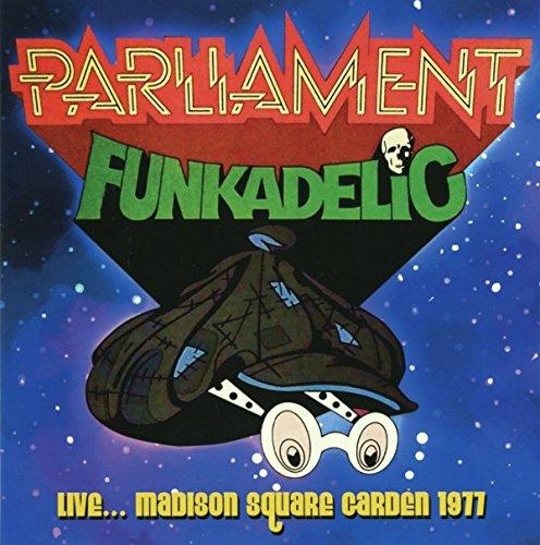 Live...Madison Square Garden 1977