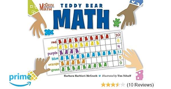 e8cba1363 Teddy Bear Math (McGrath Math)  Barbara Barbieri McGrath