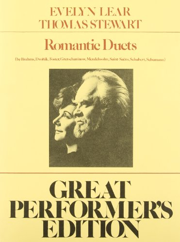 Romantic Duets  Vocal Duets  Great Performers Edition