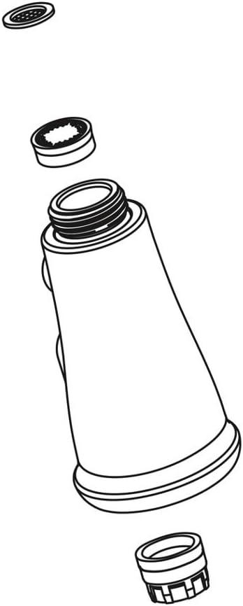 KOHLER 1218823-VS PART Spray Assembly, Vibrant Stainless