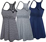 de926a56ec6 2 · SUIEK 3PACK Racerback Nursing Tops Tank Cami Maternity Bra  Breastfeeding Sleep Shirt