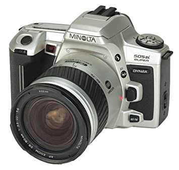 minolta dynax 505si super 28 80mm amazon co uk camera photo rh amazon co uk User Manual Template Instruction Manual Example