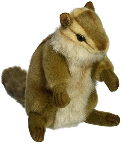 Hansa Upright Chipmunk Plush Animal Toy, 6 by Hansa