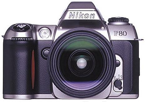 Nikon F80 Plata de cámara réflex con 28-80mm y 70-300 Millimeter ...
