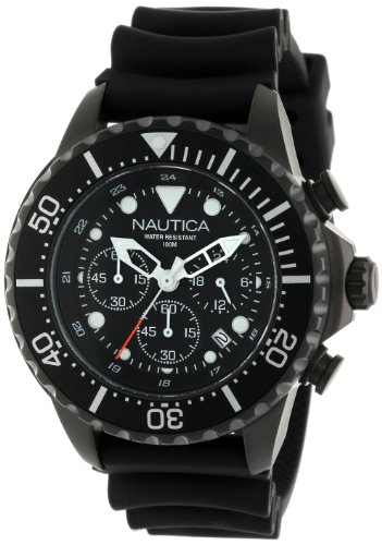 Nautica Unisex N26547G Chronograph Stainless
