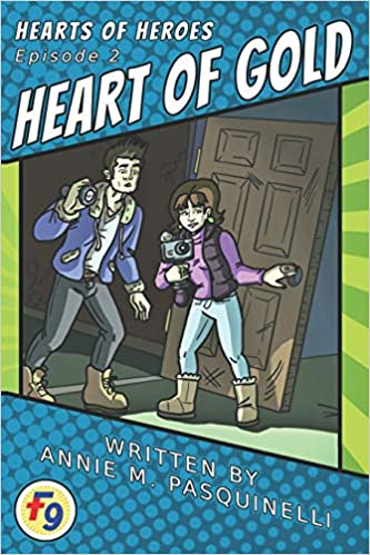 Amazon com: Hearts of Heroes: Heart of Gold: A Fearless Nine Story