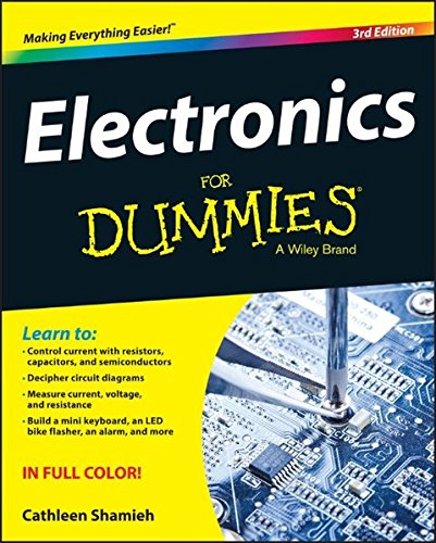 Picture of an Electronics For Dummies 9781119117971